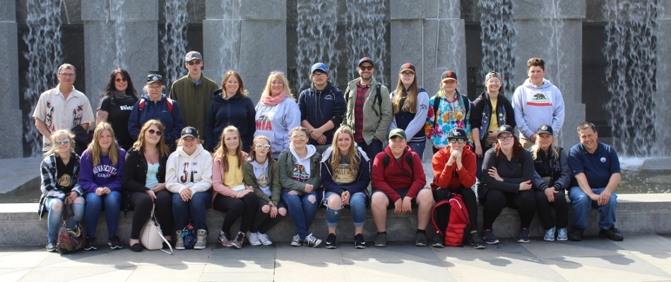 RF students traveled to San Francisco over the long weekend