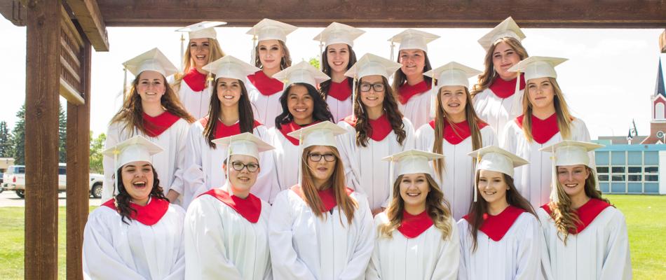 HCA program graduates