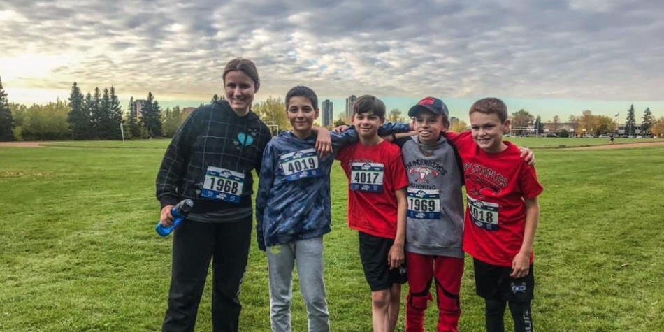 Forest Hills/McNally Cross Country Run Oct. 2