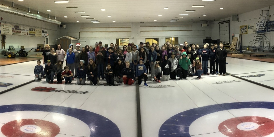 Gr. 7 Curling Bonspiel