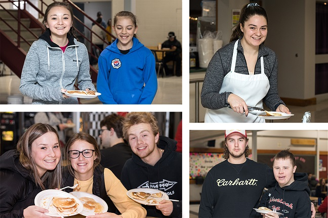 Feb. 25 Pancake Breakfast